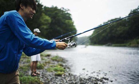 釣りのイメージ